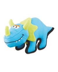 Triceratops Playtime Dino Dog Toy
