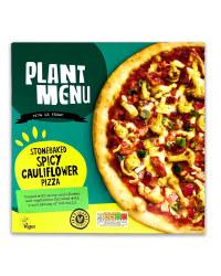 Stone Baked Spicy Cauliflower Pizza
