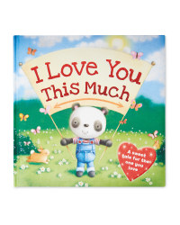 I Love You Padded Story Book