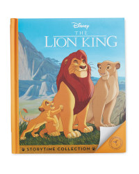 Storytime Collection Lion King Book