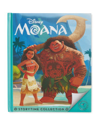 Storytime Collection Moana Book