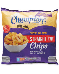 Straight Cut Chips