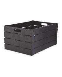 Strata Folding Crate
