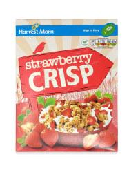 Crisp Cereal - Strawberry