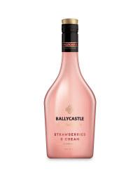 Strawberry and Cream Liqueur