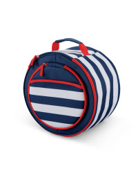 Striped BBQ in a Bag