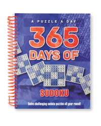 Sudoku Puzzle A Day