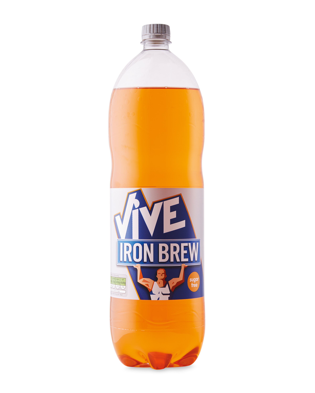 Sugar Free Iron Brew
