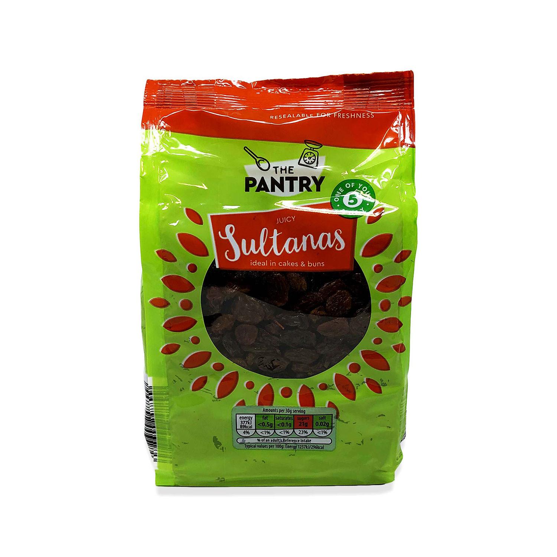 Juicy Sultanas