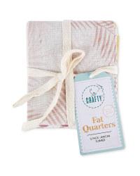 Summer Fabric Fat Quarters 12 Pack