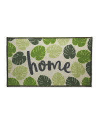 Kirkton House Washable Leaf Mat