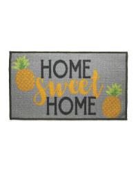Kirkton House Washable Pineapple Mat