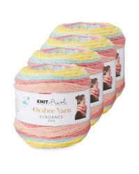 Sundance Ombre Yarn 4 Pack