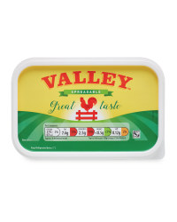 Valley Spreadable