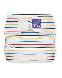 Bambino Mio All in One Nappy Stripes