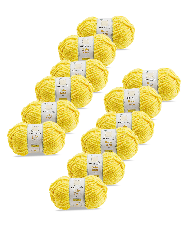 Sunshines Baby Yarn 12 Pack