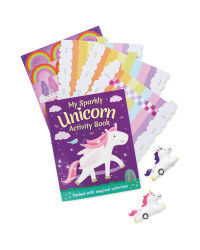 Super Racers Unicorns Book and Toy