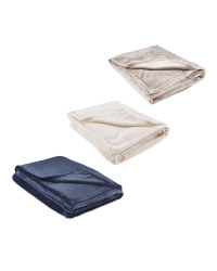 Kirkton House Supersoft Throw