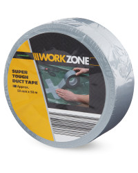 Workzone Supertough Duct Tape - Silver