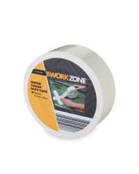Supertough Duct Tape 50mm x 50m - White