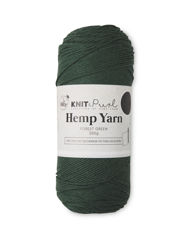 Sustainable Yarn Hemp