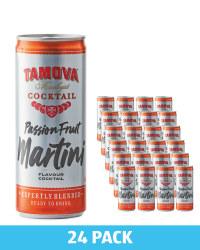 Tamova Passion Fruit Martini Cans