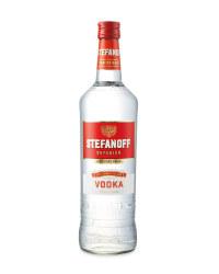 Stefanoff Superior Vodka