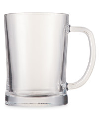 Tankard Glass 2 Pack