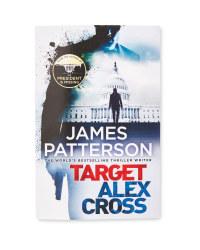 Target: Alex Cross Paperback Book