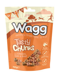 Tasty Chunks Dog Treats