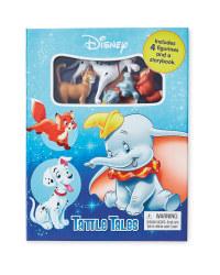 Animals Tattle Tales Board Book