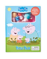 Peppa Pig Tattle Tales Board Book