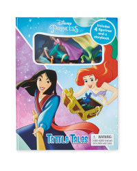 Princess Tattle Tales Board Book