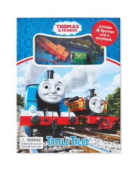 Thomas Tattle Tales Board Book
