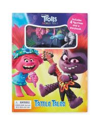 Trolls 2 Tattle Tales Board Book