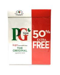 Tea Bags 160 + 50% Extra Free