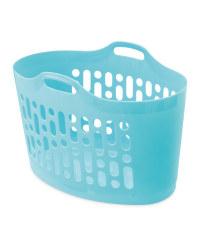 Teal 50 Litre Flexi Laundry Tub
