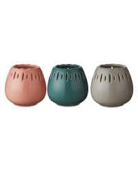 Decorative Tealight Holder 3 Pack