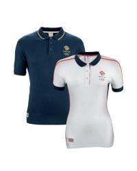 Team GB Ladies Polo Shirt
