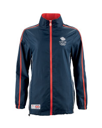 Team GB Ladies Rain Jacket