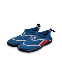 Team GB Navy Adult Water Shoes