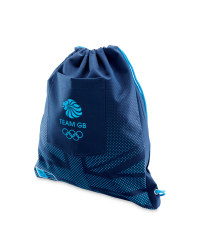 Team GB Navy Kitbag