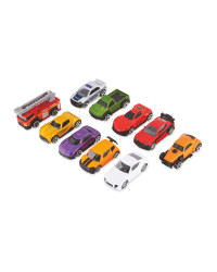 Teamsterz 10 Pack Cars Assortment