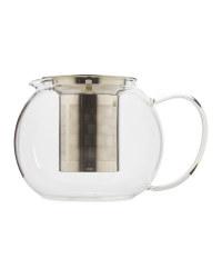 Kirkton House Glass Infuser Teapot