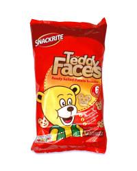 Teddy Faces