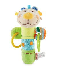Teething Squeaky Lion Toy