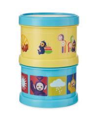 Teletubbies Stacked Snack Pots