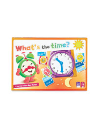 What's The Time Educational Game