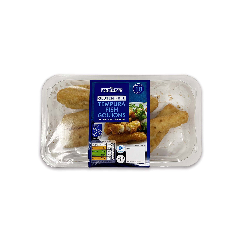 Gluten Free Fish Goujons