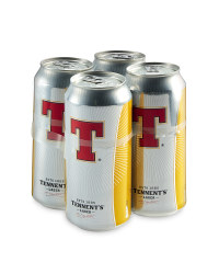 Tennents Lager 4 x 440ml